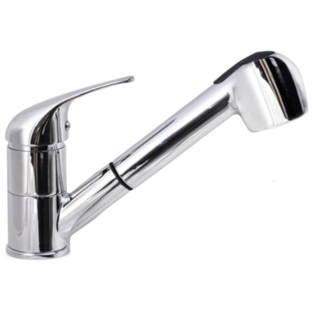 Miscelatore lavello cucina c/doccia estraibile Ideal Standard ...