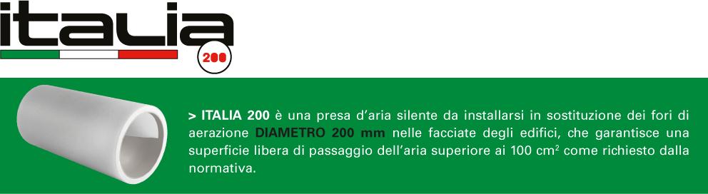 Isofom Italia 200